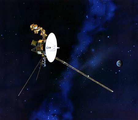 Espaçonave Voyager