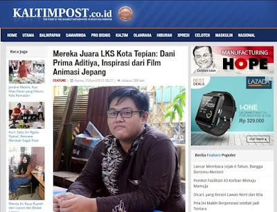 http://www.kaltimpost.co.id/berita/detail/235719-mereka-juara-lks-kota-tepian-dani-prima-  aditiya-inspirasi-dari-film-animasi-jepang.html