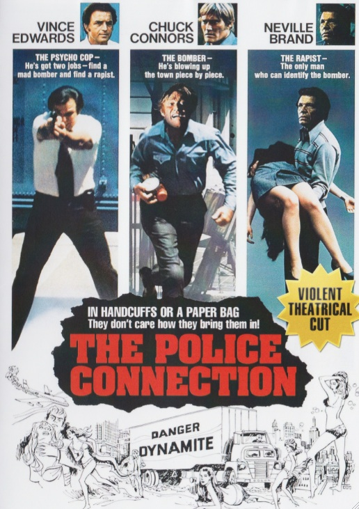 Unpopped Cinema: THE POLICE CONNECTION - DVD REVIEW