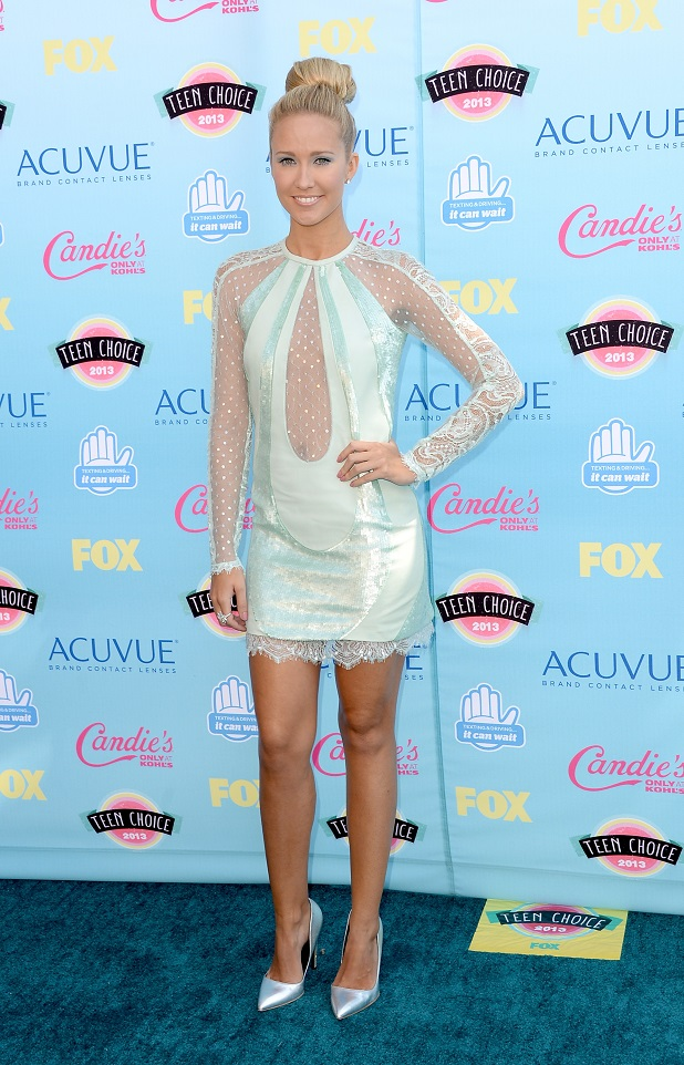 Anna Camp - 2013 Teen Choice Awards