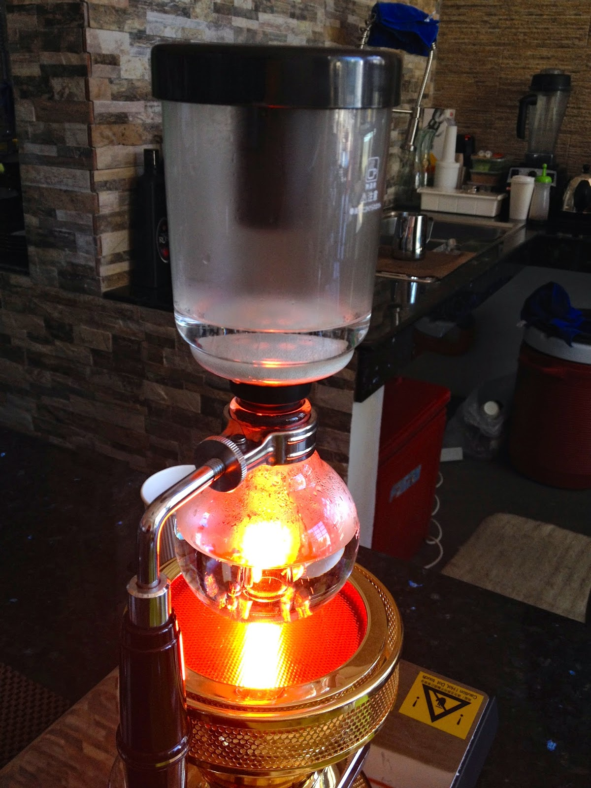 Syphon Coffee at Ironbound Cebu, Best Cafes in Cebu