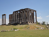 Temple of Zeus, Cyrene