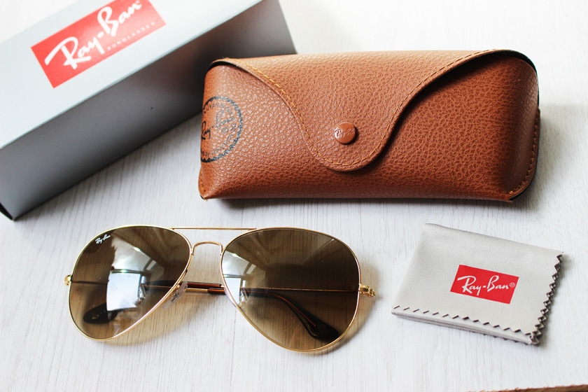 ray ban aviator gold frame black lens price  The Black Pearl Blog - UK beauty, fashion and lifestyle blog: Ray ...