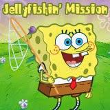 SpongeBob's Jellyfishin' Mission | Juegos15.com