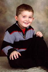 Aiden, Age 5