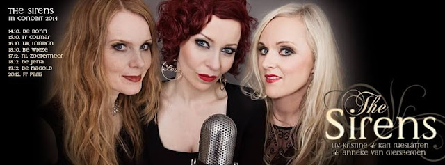The Sirens in concert 2014