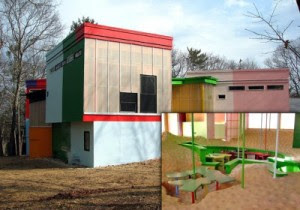 Bioscleave Rumah Unik 300x210 7 Rumah Unik Dengan Harga Mahal