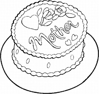 Mother Day Coloring Pages,Mother Day