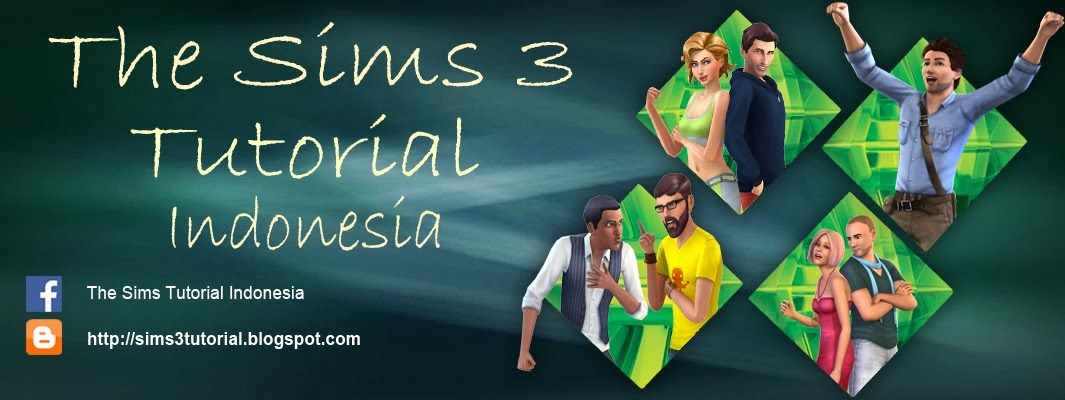 The Sims 3 Tutorial Indonesia