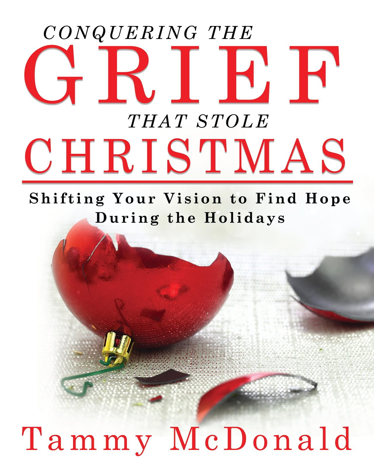 Conquering The Grief That Stole Christmas