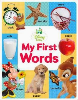 Disney Baby My First Words