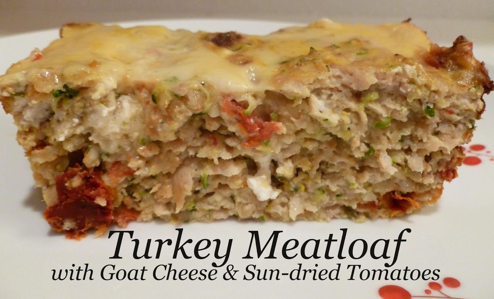 Turkey Meatloaf Sandwich Turkey Meatloaf With Goat
