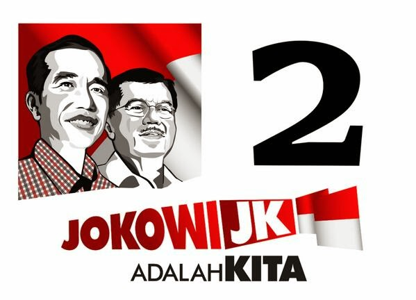 Gambar Jokowi JK adalah Kita