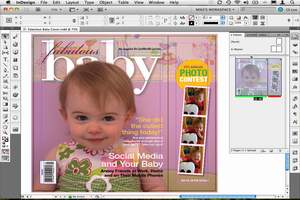 Adobe Indesign CS5 Portable Screenshot-2
