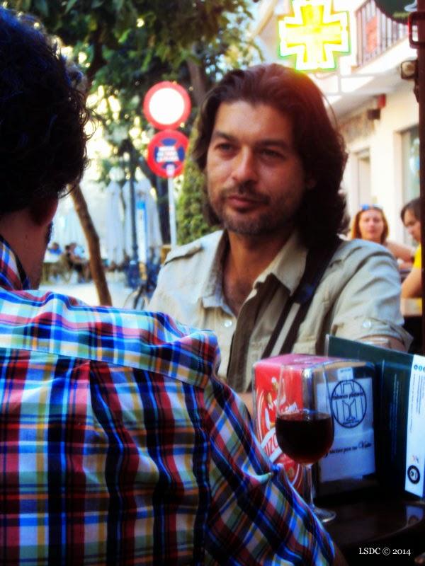 Entrevista a Manué de Mané