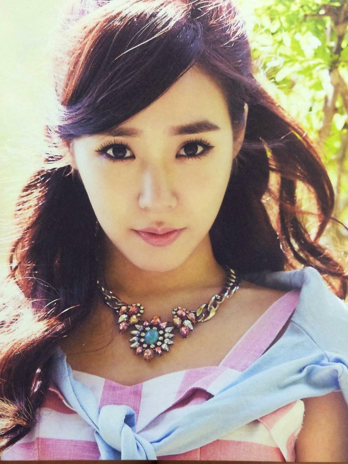 SNSD Tiffany (티파니; ティファニー) Girls Generation The Best Scan Photos 4