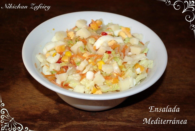 Mediterranea cocinar en casa es - Primeros platos navidenos ...