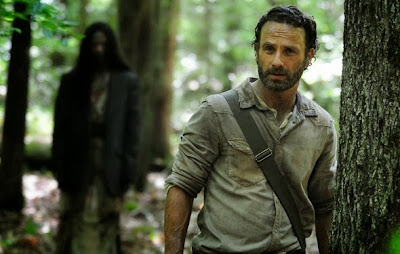 Primer episodio de la cuarta temporada de la serie The Walking Dead