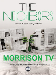 The Neighbors ABC season 1 2012 poster Download The Neighbors 2x22 S02E22 RMVB Legendado