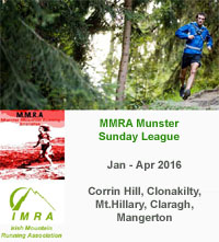 MMRA Trail race nr Clonakilty in Cork...Sun 7th Feb 2016