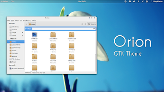 Orion gtk theme