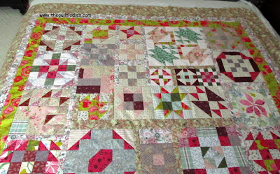 Fifty-Three Quilt Block Patterns now in Book Form as PDF