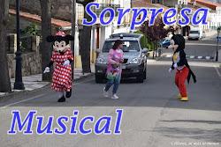 SORPRESA MUSICAL