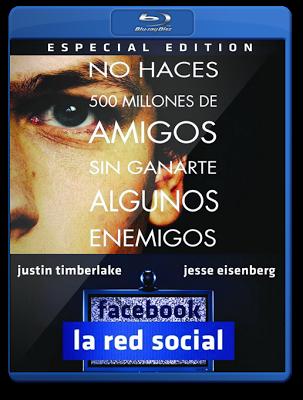 La Red Social Bluray