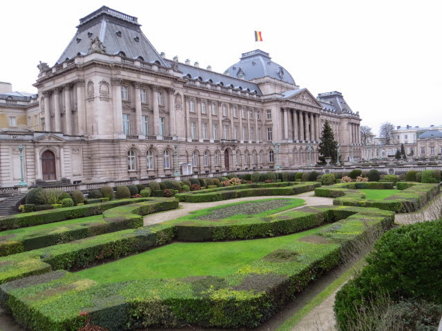 Palais royal Bruxelles