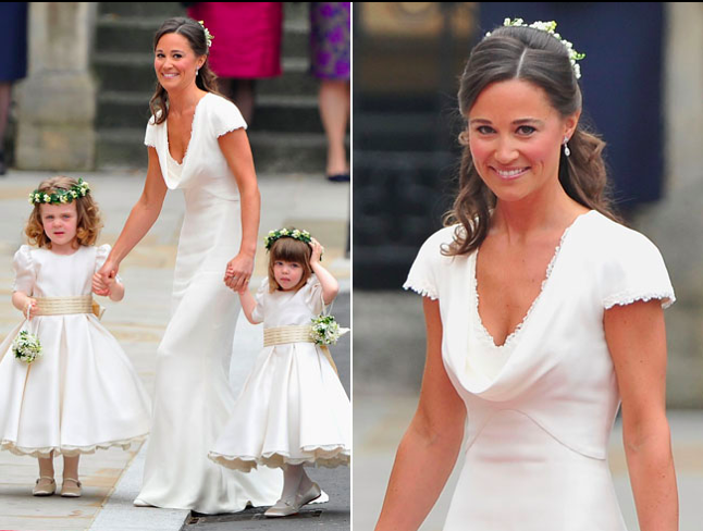 pippa middleton dress. Pippa Middleton Sexy Dress