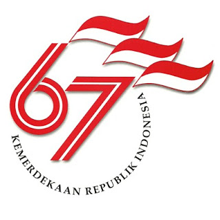 Logo Peringatan HUT Ke-67 Kemerdekaan RI