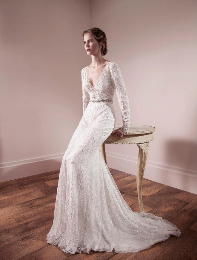 Lihi Hod 2013 Bridal Collection - Belle The Magazine