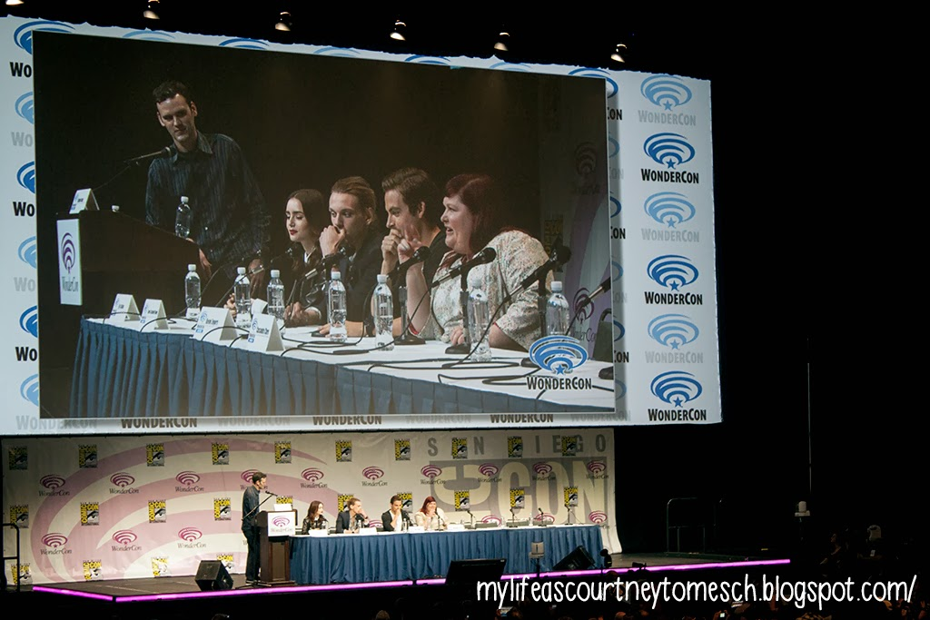 WonderCon Anaheim 2013 The Mortal Instruments