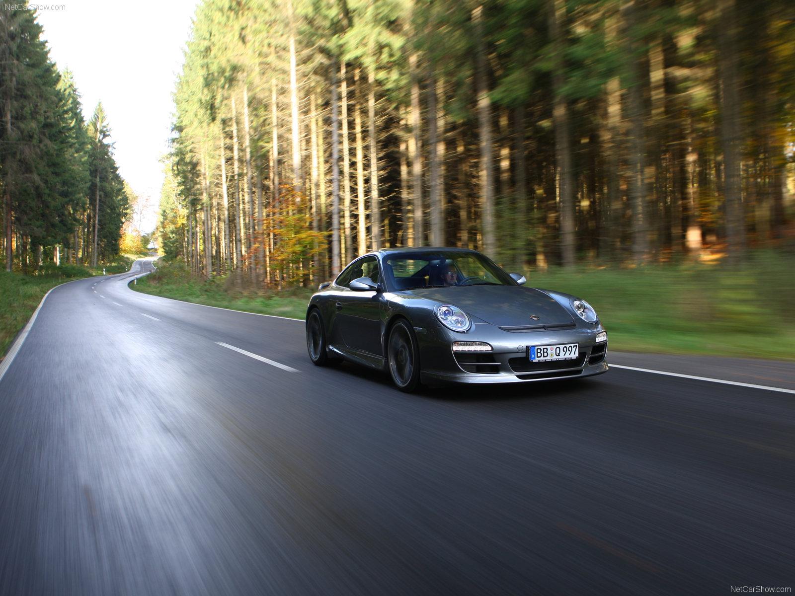 Hình ảnh xe ô tô TechArt Porsche 911 Aerokit I 2009 & nội ngoại thất