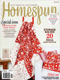Seen in Homespun July 2014