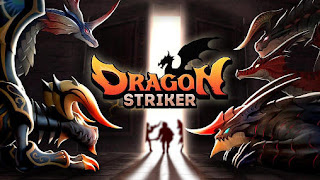 Screenshots of the Dragon striker for Android tablet, phone.