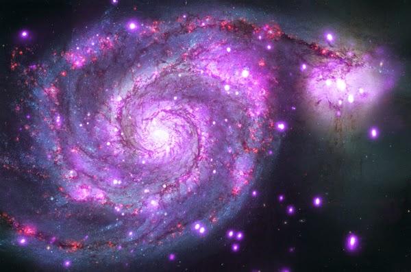 Di Galaksi Ini Banyak Lubang Hitam yang Mengorbit Bintang