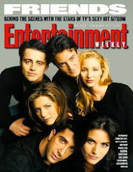 ENTERTAINMENT WEEKLY - FRIENDS