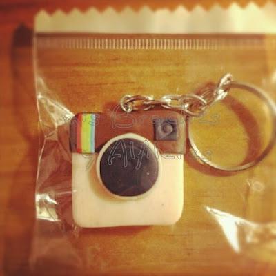 llavero fimo instagram