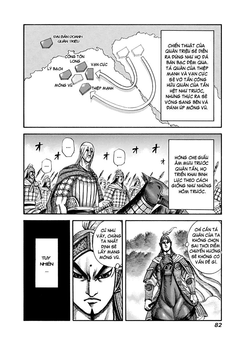Kingdom – Vương Giả Thiên Hạ (Tổng Hợp) chap 134 page 7 - IZTruyenTranh.com