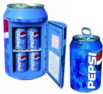 ماكينة مشروبات غازية تتعرف على المشتري وتعطيه ما يناسبه - بيبسى - pepsi