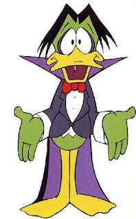 Count Duckula featured on CITV
