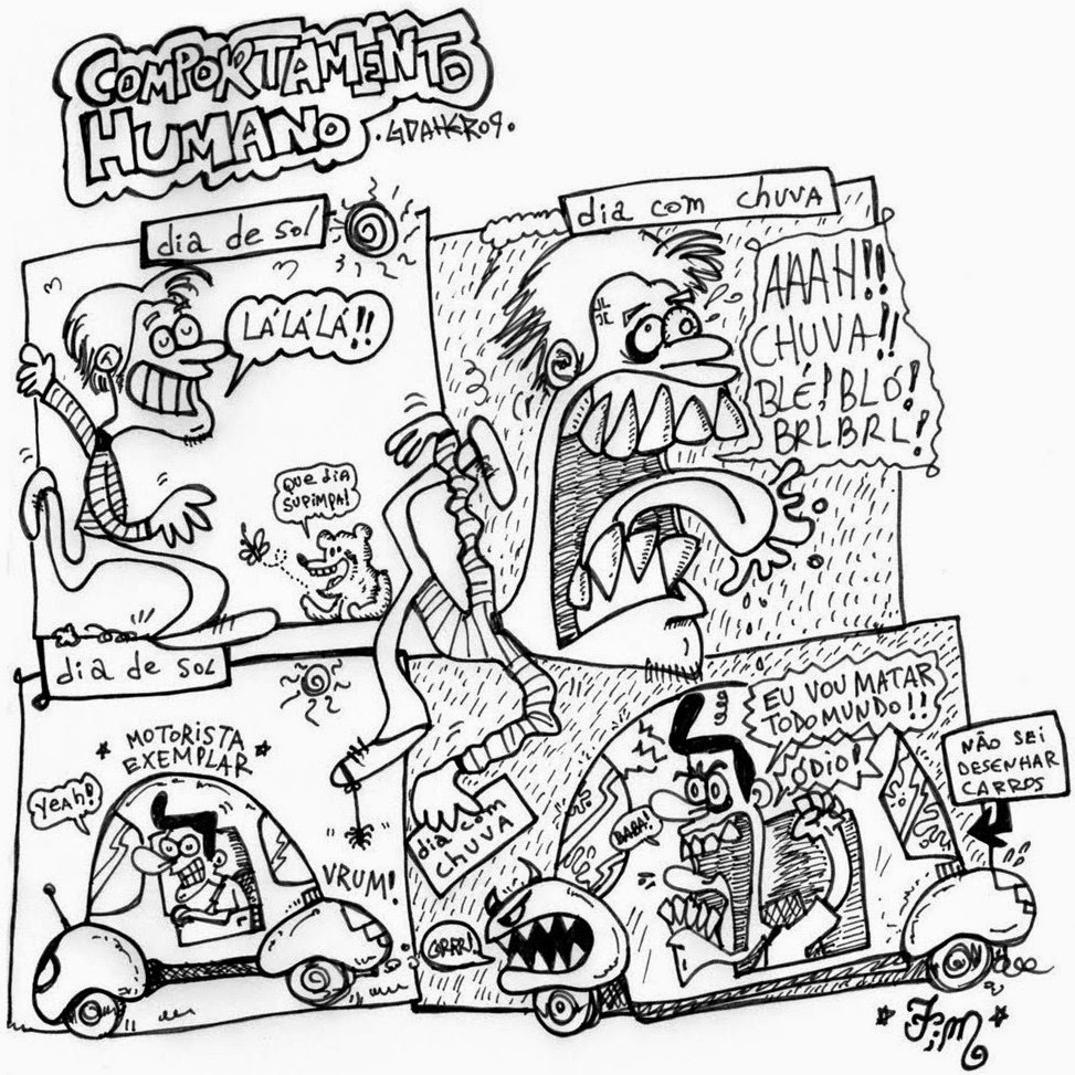 Inconvenientes do cotidiano - Gustavo Daher
