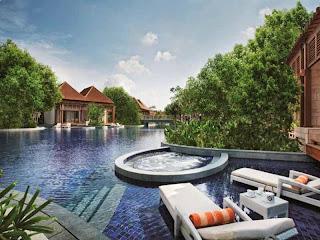 Resort Romantis Buat Bulan Madu di Singapura