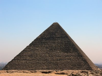 The egyptian pyramids essay
