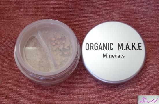 organic make abierto