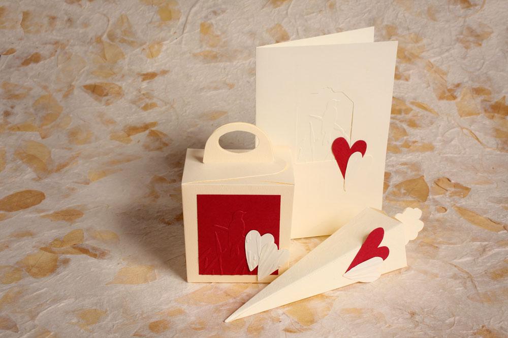 Matrimonio In Rosso Idee : Le idee di carta matrimonio variazioni cuori in rosso