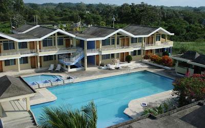 Hoteles en las Peñas Esmeraldas