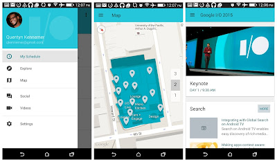Aplikasi Android Populer - Google IO