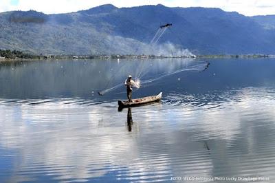 Menikmati Objek Wisata Danau Kerinci Di Jambi Yang Mempesona